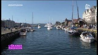 Voyage: destination la Norvège