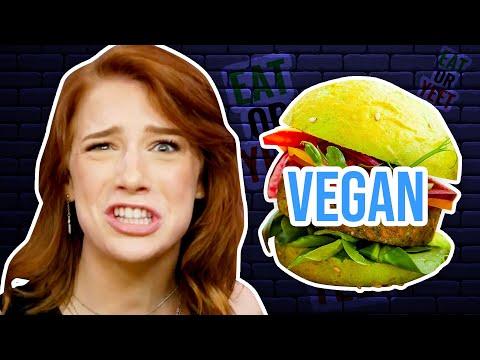 Vegan Food Can Be Good? | Eat It Or Yeet It #13: Vegan Taste Test