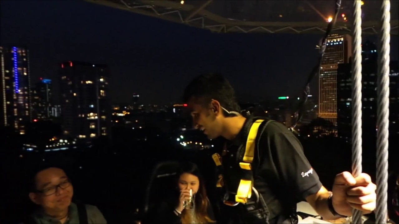 Dinner In The Sky Kuala Lumpur YouTube - Dinner in the sky an unforgettable experience
