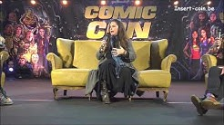 Q&A Holly Marie Combs Comic Con Brussels 2020
