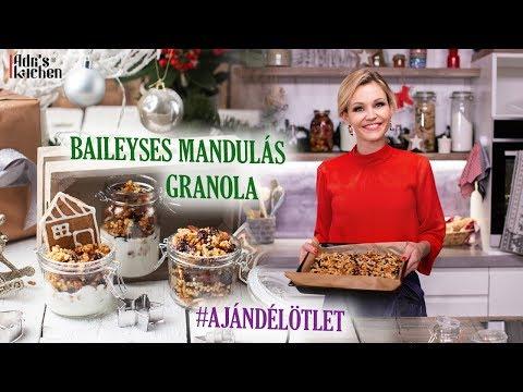 Baileyses Granola