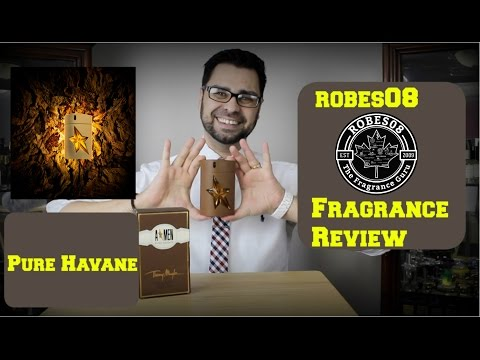 Pure Havane by Thierry Mugler Fragrance Review (2011)