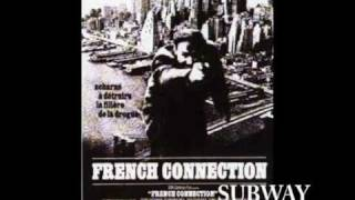 OST The French Connection by DON ELLIS