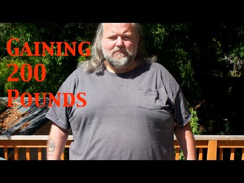 RELAPSED GAINED 200 POUNDS! Dave The Raw Food Trucker