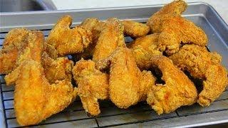 Green Masala Chicken Fry Recipe