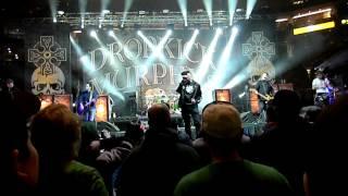 Dropkick Murphys -Boston Asphalt - Soundcheck - TD GARDEN
