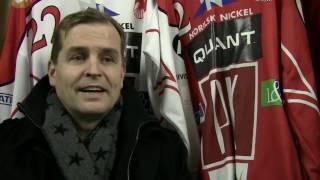 Keräkorneri Heikki Hyvönen