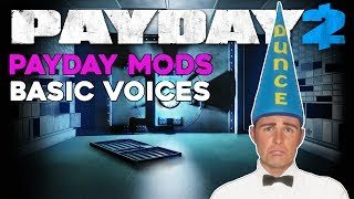 How To Deal With Free to Play Payday 2 Players - Murky Water Stealth Feat. Basic Voices Mod