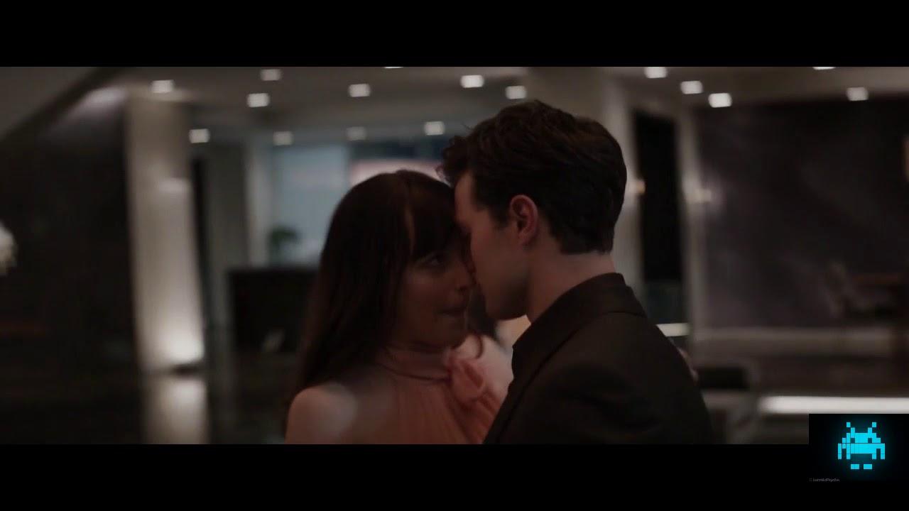 50 Sombras Liberadas Música Romántica Never Tear Us Apart Español Subtitulado 50 Sombras De Grey Youtube