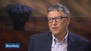 Bill Gates: U.S. Drug Pricing System 'Better Than Most'