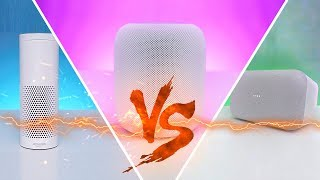 Apple HomePod Vs Google Home Max Vs Amazon Echo Plus - Who's Best?