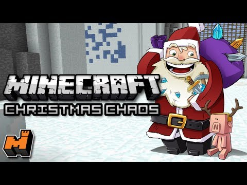 Minecraft: CHRISTMAS CHAOS! (Mineplex Mini Game)