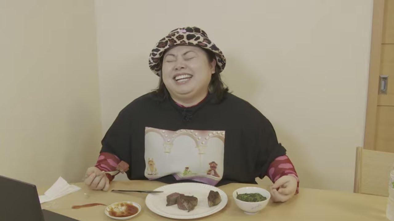 【生配信】1ヶ月ぶりのディナー。