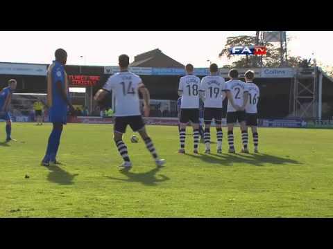 Hereford United vs Shrewsbury Town 3 - 1   FATV