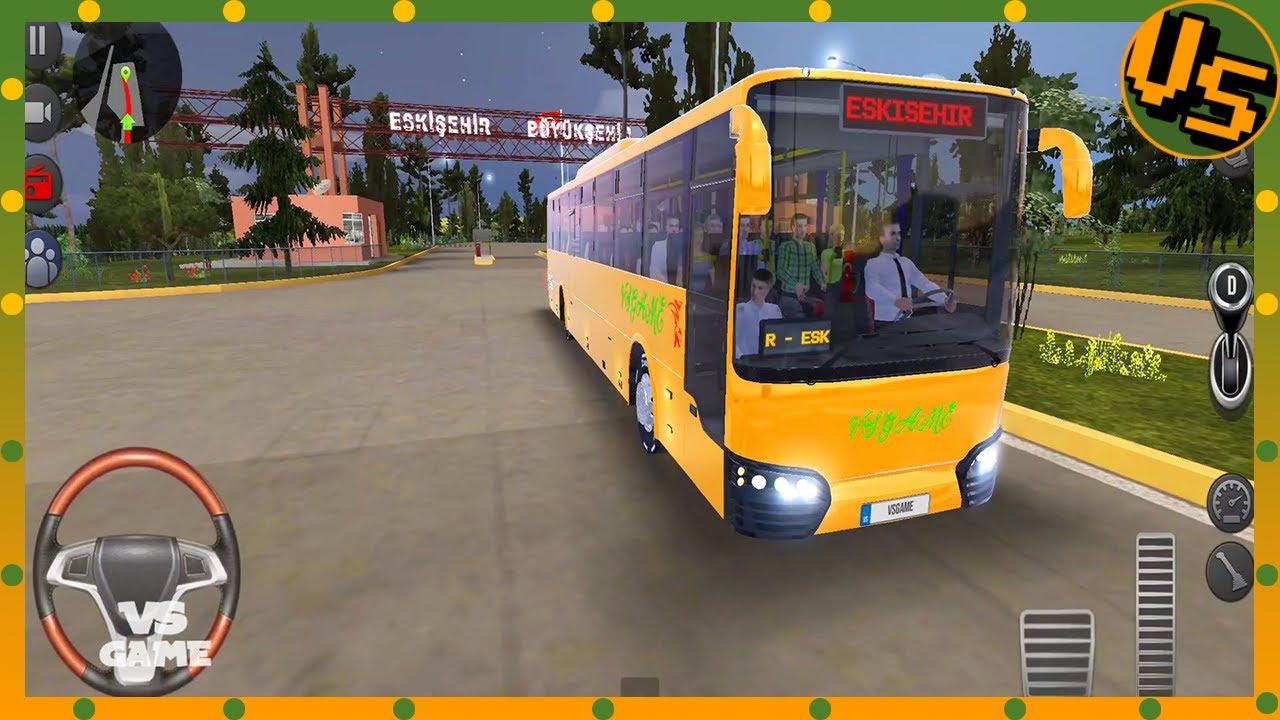 Download Best Looking Bus in BSU   Bus Games - Bus Simulator Ultimate Android Gameplay