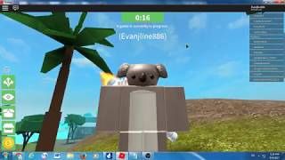 HOW TO GLITCH TO CHALLENGES ISLAND IN ROBLOX SURVIVOR!