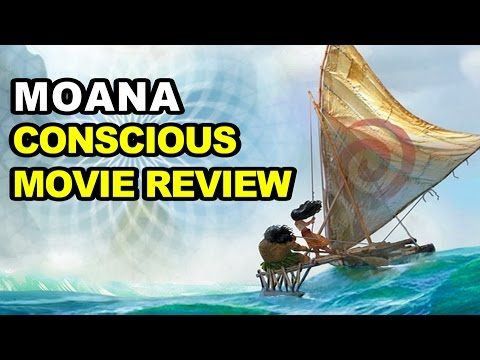 Moana - Conscious Movie Review