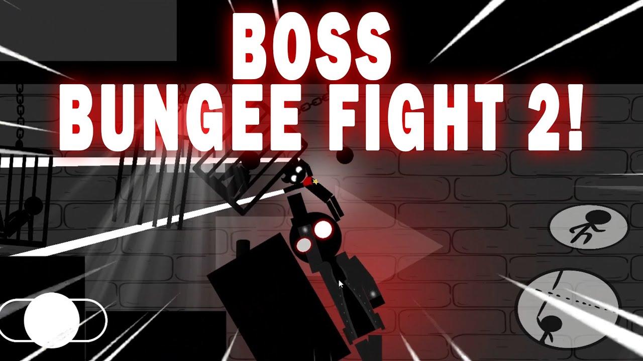 bikin boss buat di game gw!! - Bungee Fight 2