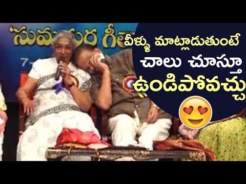 S. P. Balasubrahmanyam and Janakamma Funny Conversation   TFPC