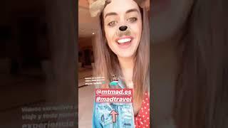 AIDA DOMENECH @DULCEIDA INSTAGRAM STORIES COMPILATION 14 DE NOVIEMBRE DEL 2018