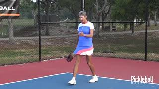 The Forehand Chip Return with Joanne Russell