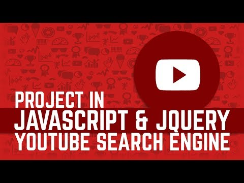 Learn Javascript & jQuery | How to Build Video Search Engine