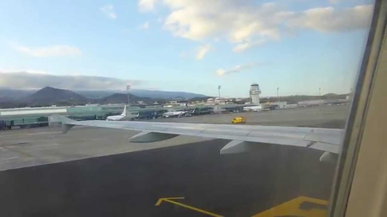 Landing at Tenerife South Airport TFS 1080p HD  YouTube