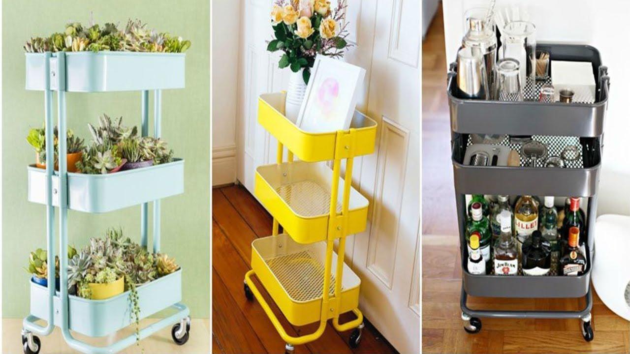 12 Ikea Raskog Cart Ideas