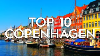 ✅ TOP 10: Things To Do In Copenhagen