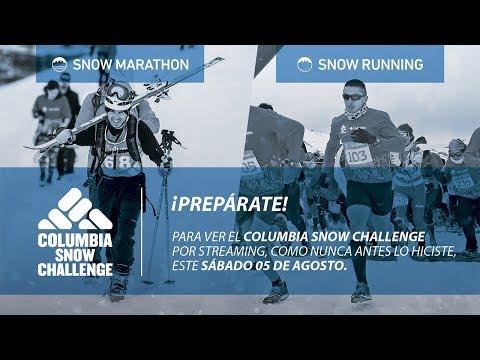 Columbia Snow Challenge 2017 - Día 1