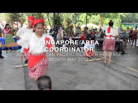 Asian American Pacific Islander Heritage Month Celebration 2017 U.S.Navy Singapore