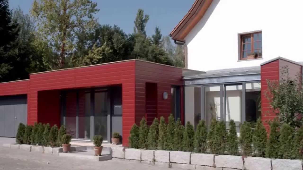 Revestimiento de fachadas en pvc y renovacion cubierta - Revestimientos de fachadas ...