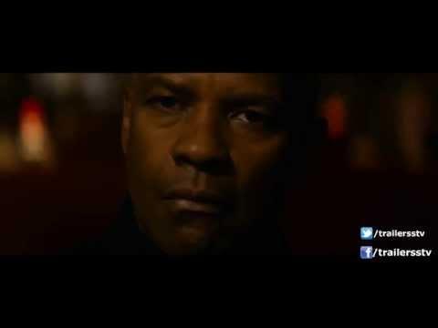 El Justiciero The Equalizer   Trailer en Español Latino HD Denzel Washingtonipad