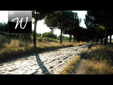 ◄ Appian Way, Rome [HD] ►