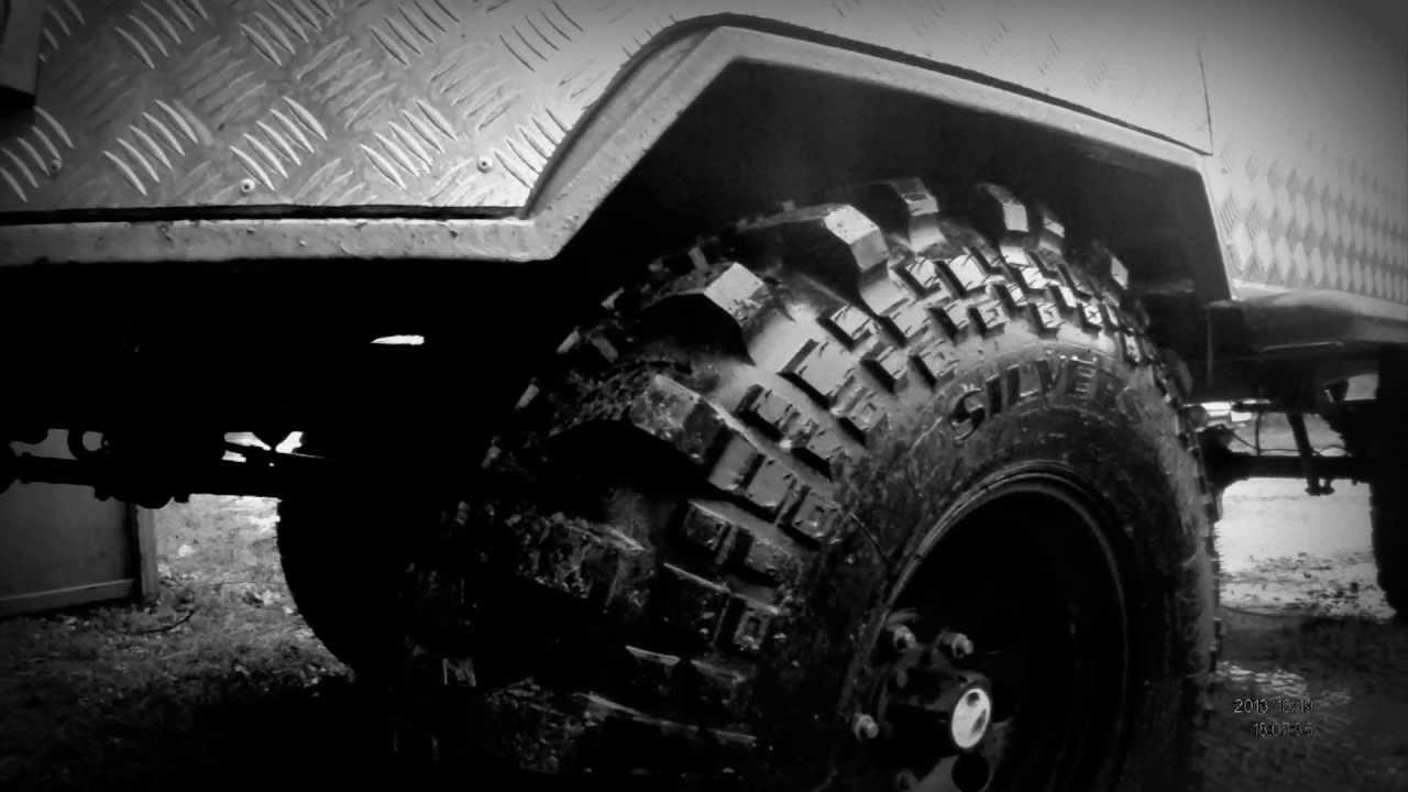 УАЗ 469 техника с хранения - YouTube