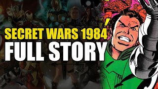 Secret Wars 1984: Full Story | Comics Explained