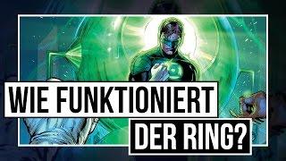 Wie funktioniert der Green Lantern Ring?