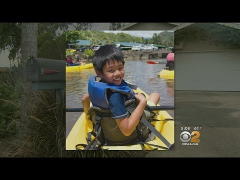 Boy Killed In Drive-By Shooting Was Adopted From Taiwanese Orphanage