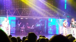 Thriller Live Trieste 15 Maggio 2014