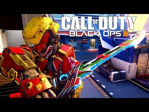 how to get the sword in black ops 3