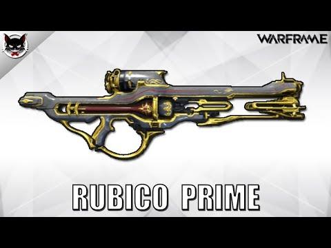 Warframe Weapon Build - Rubico Prime [ รูบิโก้ ไพรม์ ] | (TPT : 24.2) | by ลุงแมว thumbnail