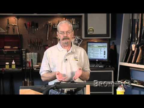 Brownells - Mounting a Scope on a Rifle