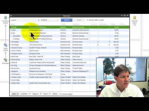 Zero Dollar Checks for Job Costing in QuickBooks When Using an Outside Payroll Service