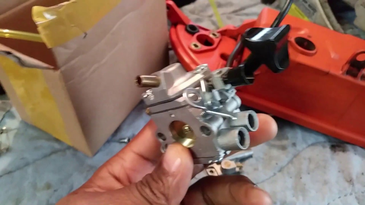 QHALEN Carburetor Carb Replacement For STIHL BR500 BR550 BR600 Chainsaw