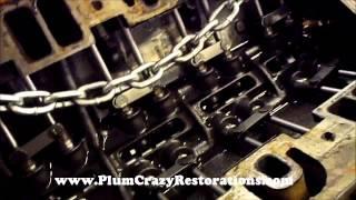 1970 Plymouth Roadrunner Engine Disassembly Assessment