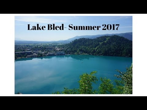 Europe Travel | Best places to visit Lake Bled (Slovenia)