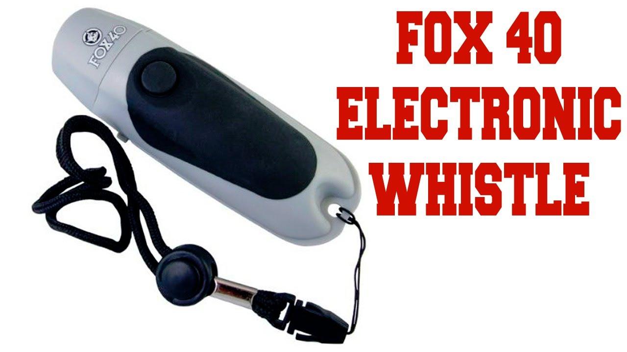 suono whistle