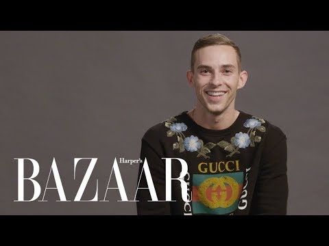 Adam Rippon Tests His Knowledge of the Rink vs. The Runway | Harper's BAZAAR