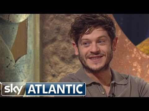 Iwan Rheon on Sansa and Ramsay - Thronecast | Game Of Thrones