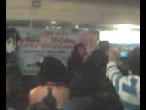 expo anime celaya 5 diciembre 2009 karaoke